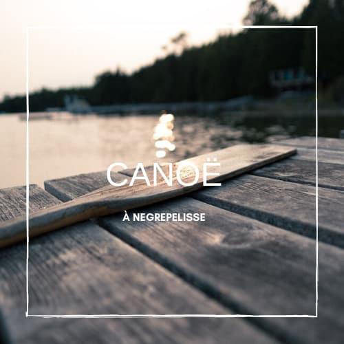 Canoe à Negrepelisse