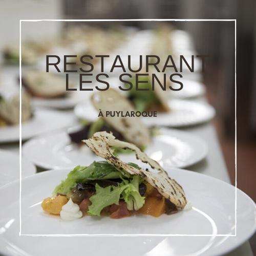 Restaurants les Sens